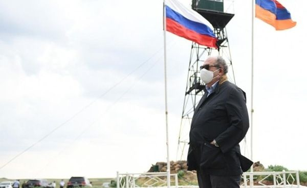 Миссия надвоих: президент Армении назвал формулу успеха всоюзе сРоссией