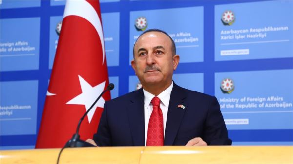 Чавушоглу: Турция готова работать сРоссией вкарабахском урегулировании