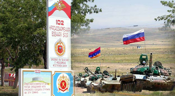 В Гюмри произошла потасовка с участием военнослужащих 102-ой российской военной базы: Есть пострадавший