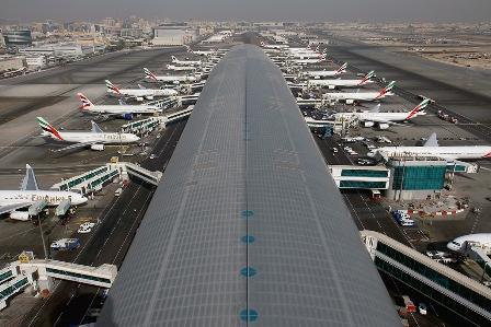 Аэропорт Дубая остаётся мировым лидером на рынке пассажироперевозок