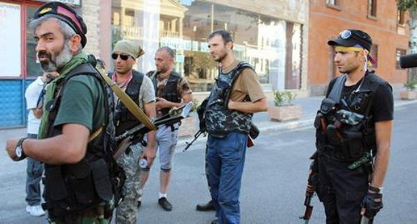 """Антироссийская партия """"Сасна црер"""" – угроза национальной безопасности Армении"""