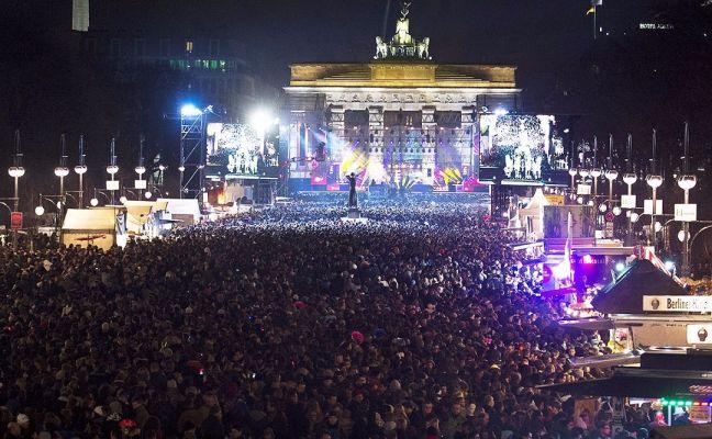 На Новый год в Берлине впервые создадут специальные зоны безопасности для женщин