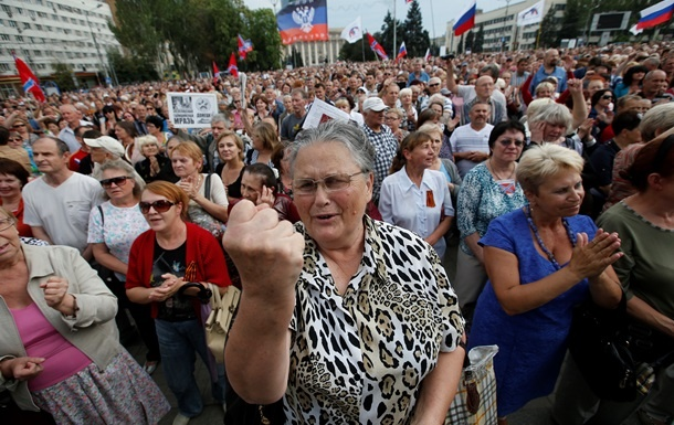 Пенсии и соцвыплаты жителям оккупированного Донбасса будут выплачены после восстановления контроля Украины, - Розенко - Цензор.НЕТ 9696