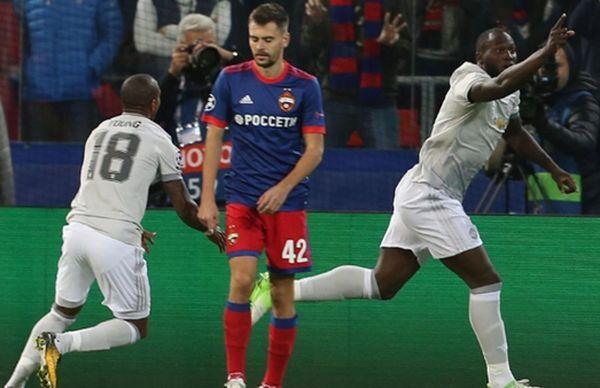 Россия против манчестер юнайтед