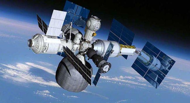 9844fe86acafadfa3e6ec75c82cd6 «Энергия» представила проект новой российской орбитальной станции