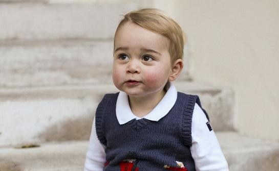 Принц Джордж отказался «давать пять» премьеру Канады