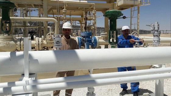 SANA: Сирийские нефтяники восстанавливают объекты в провинции Ракка