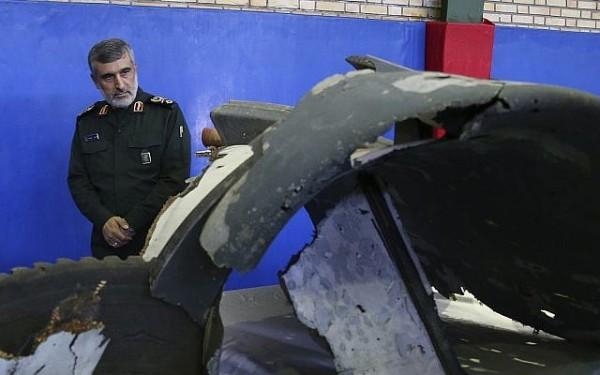Генерал КСИР: Иран добыл секретный код стратегического дрона ВВС США: EADaily