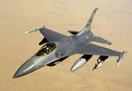 Нидерландские F-16 подключаются к ударам по ДАИШ в Сирии