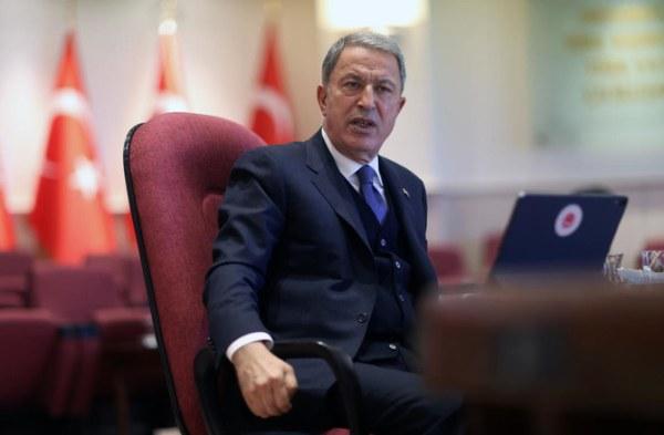 6f77af6297298ebb51e46f09e422c Министр обороны обвинил адмиралов вподрыве морального духаВС Турции