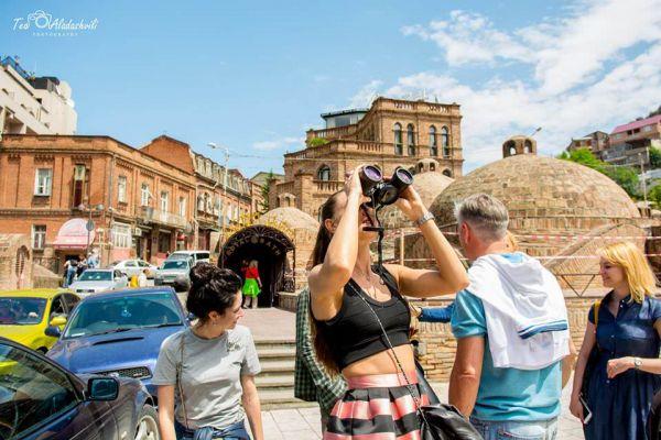 Доходы от туризма в Грузии растут больше, чем число самих туристов