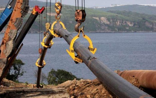 «Газпром» построил 520 км «Турецкого потока» по двум ниткам