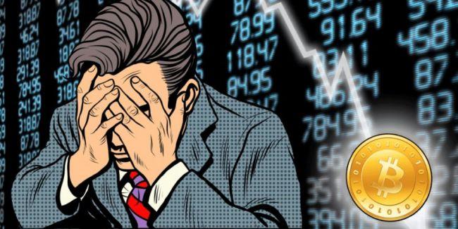 Обвал курса криптовалют все виды стратегии торговли на бирже скальпинг дейли тд