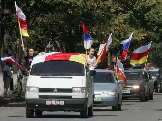 Признание Россией Южной Осетии иАбхазии «предотвратило новую войну»