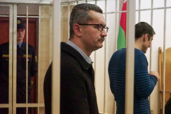 Пророссийских публицистов судят в Минске: 15.01.2018 день 18