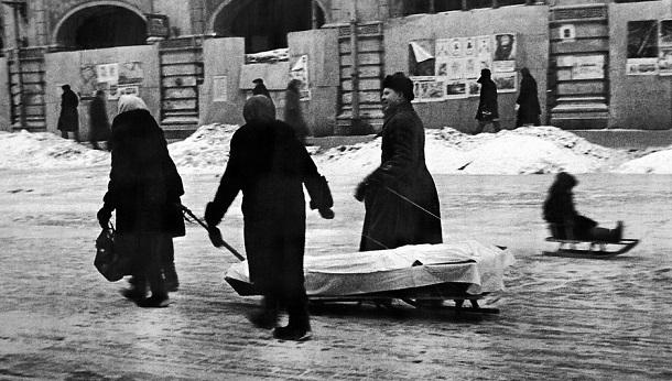 Германские СМИ: Погибшие вЛенинграде блокадники небыли героями