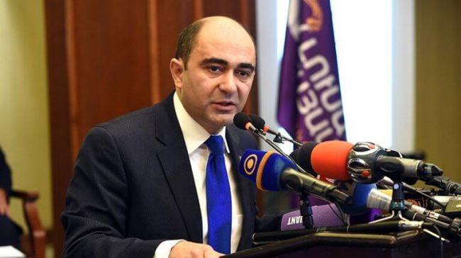 АРМЕНИЯ: Марукян проинформировал спикера парламента Люксембурга об агрессии Азербайджана