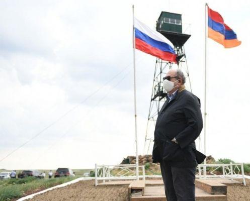 b295b8e0e94f95850078cff116dad Миссия надвоих: президент Армении назвал формулу успеха всоюзе сРоссией