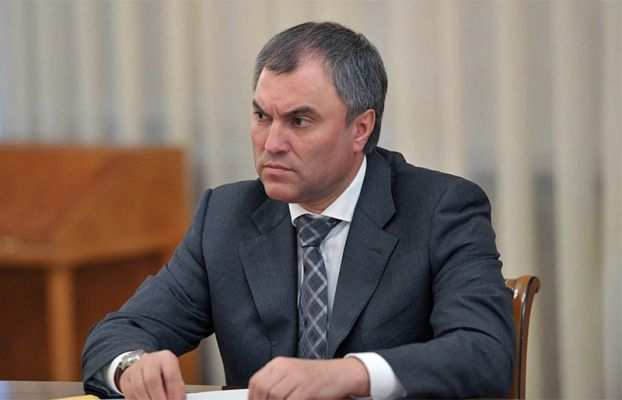 c010785da8e058dba4f9ee2cc9530 Володин— Киеву: Хватит нагнетать наДонбассе, если нехотите закончить вГааге