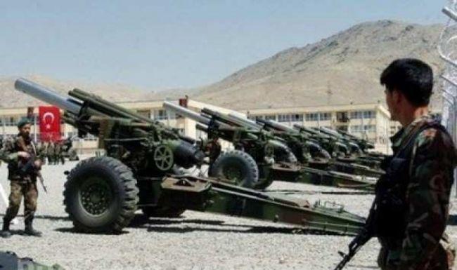 Артиллерия Турции обстреляла позиции курдов вСирии