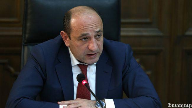 Армянский министр: Грузия будет инвестировать в СЭЗ на границе с Ираном