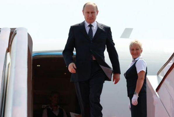 Putinin Türkiyəyə