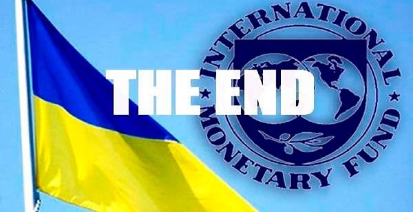 Украинская власть останется без внешних займов, если не договорится с МВФ