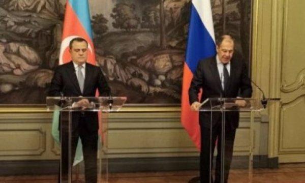Лавров: Планов много, носперва надо нормализовать ситуацию вокруг Карабаха