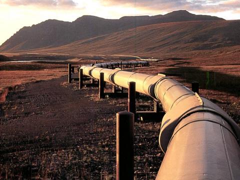 газопровод Север-Юг