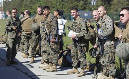 Литовские солдаты страдают отбракованных боеприпасов иатак клещей: EADaily