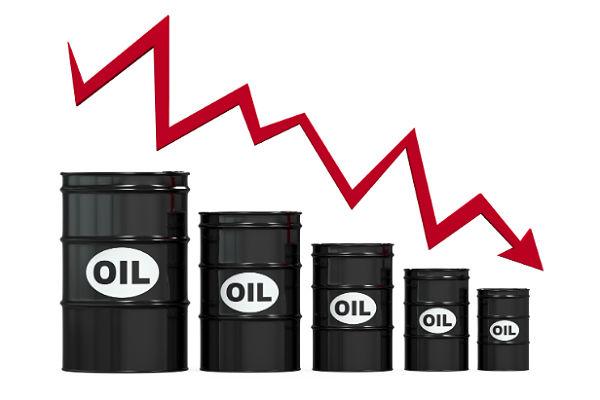 Нефть Brent упала ниже отметки в48 долларов забаррель