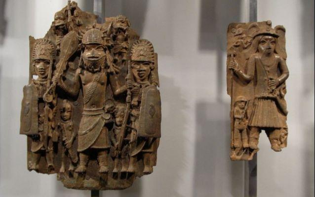 283c17acf8b76d66ee305cb21c5b9 ВФРГ призвали вернуть африканцам раритеты, похищенные колонизаторами Британии