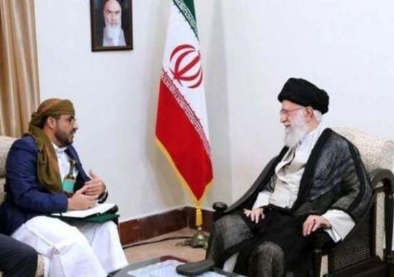 Аятолла Хаменеи принял вТегеране посланника йеменских хуситов: EADaily