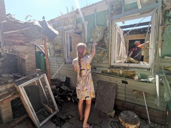 «Минская симфония»: Донбасс подвергся ужасающему обстрелу