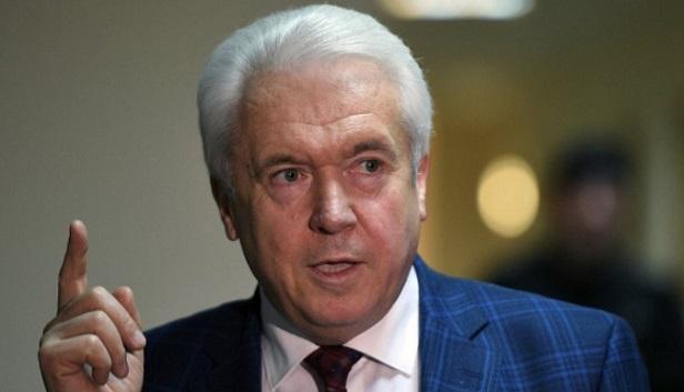 Владимир Олейник заявил о намерении стать президентом Украины