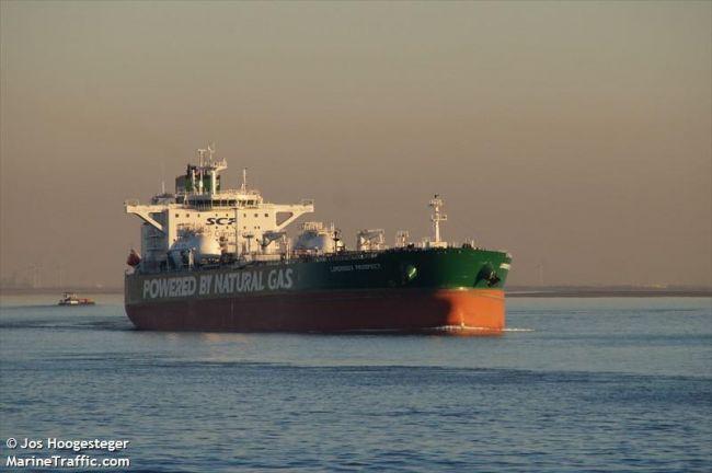 В Польшу идет второй за последние пять дней танкер с российской нефтью