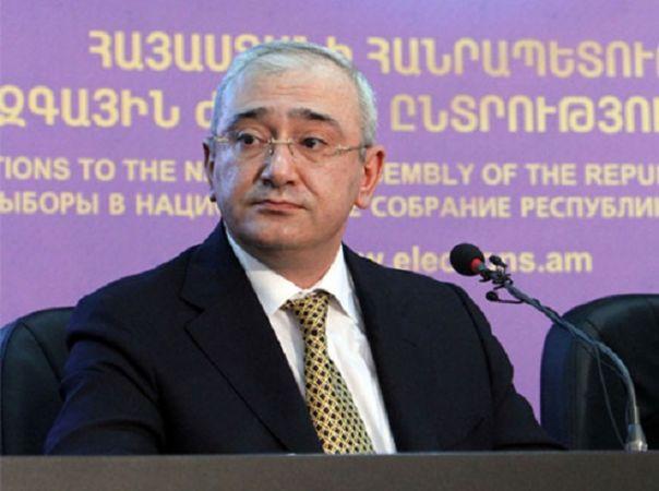 Тигран Мукучян: Впервые после обнародования результатов выборов они не обжалованы в КС Армении