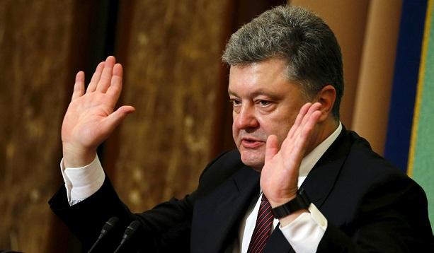 Порошенко: Путин и бедность — главные недруги Украины