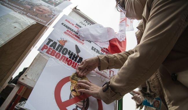 В Европе выразили обеспокоенность событиями в Белоруссии