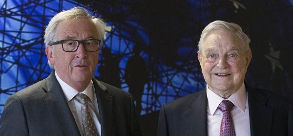 Европарламент имени Сороса: сеть «homo sorosensus» коррумпировала Европу