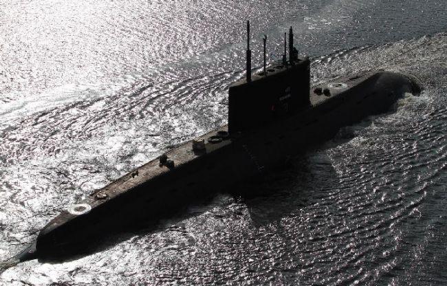 Подлодка «Ростов-на-Дону» отстрелялась «Калибром» в Черном море