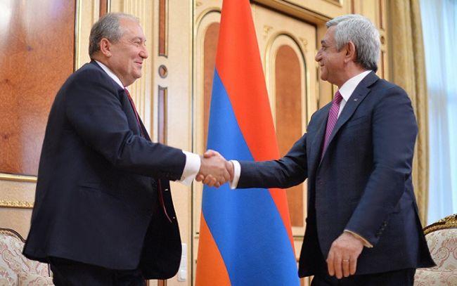 Почему Серж Саргсян сделал «друга Турции» президентом Армении?