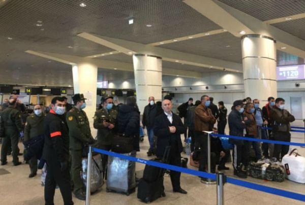 Граждан Армении из Москвы в Ереван больше не будут привозить бесплатно