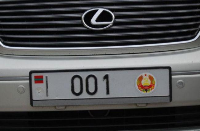 Молдавия начала штрафовать водителей из Приднестровья