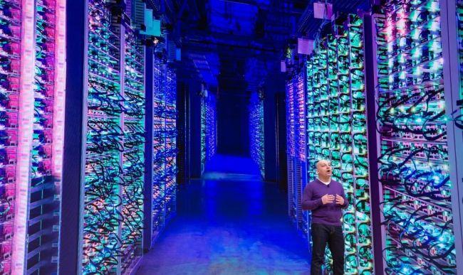 Facebook иGoogle могут стать клиентами «Газпрома»