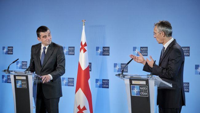 Дуэт кукушки и петуха: какие вопросы обсуждал премьер Грузии в Брюсселе?