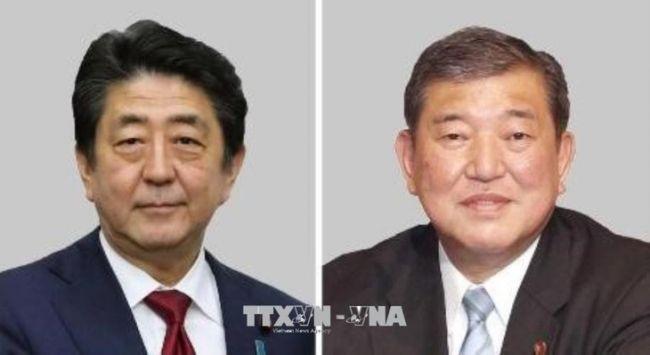 Новый премьер Японии будет выбран 15сентября
