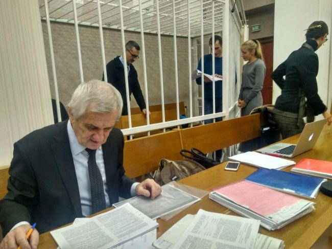 Пророссийских публицистов судят в Минске: 10.01.2018 день пятнадцатый