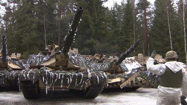 Альянс завершил переброску сил на восточный фланг НАТО, - Столтенберг - Цензор.НЕТ 4044