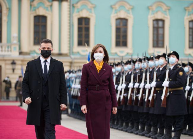 «Сто дней одиночества»: молдавский президент совершает 0,44 действия в сутки